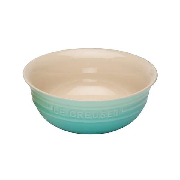 Le Creuset Cool Mint Stoneware 500ml Cereal Bowl