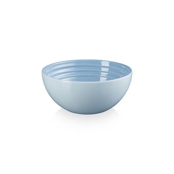 Le Creuset Coastal Blue Stoneware 12cm Snack Bowl