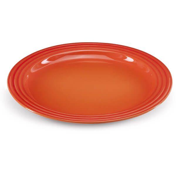 Le Creuset Volcanic Stoneware 27cm Dinner Plate