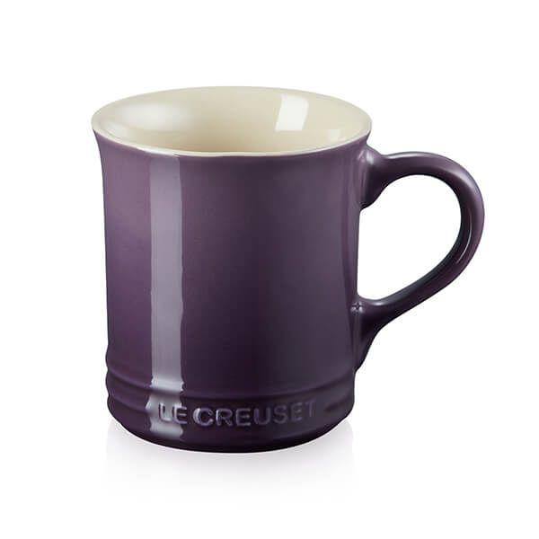 Le Creuset Cassis Stoneware Seattle 400ml Coffee Mug