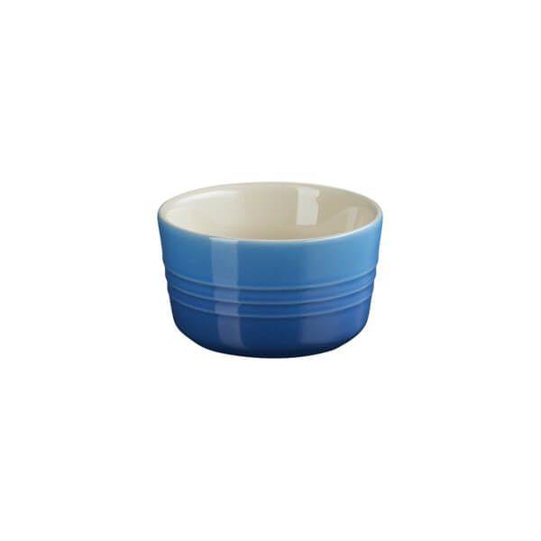 Le Creuset Marseille Blue Stoneware Mini Ramekin