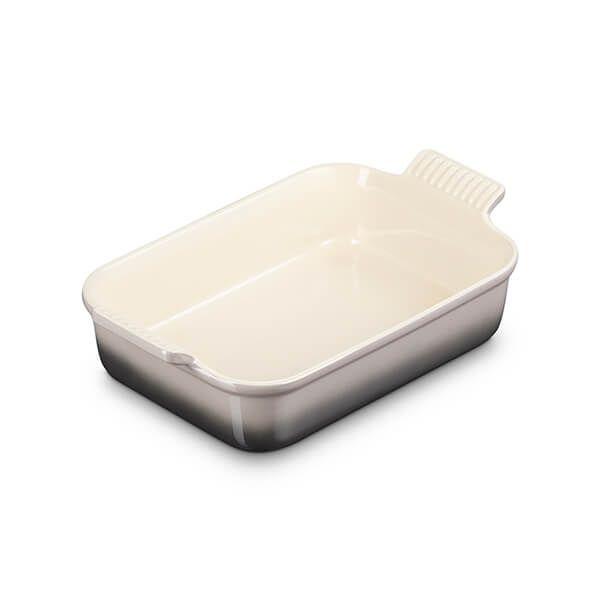 Le Creuset Flint Stoneware Medium 26cm Heritage Rectangular Dish