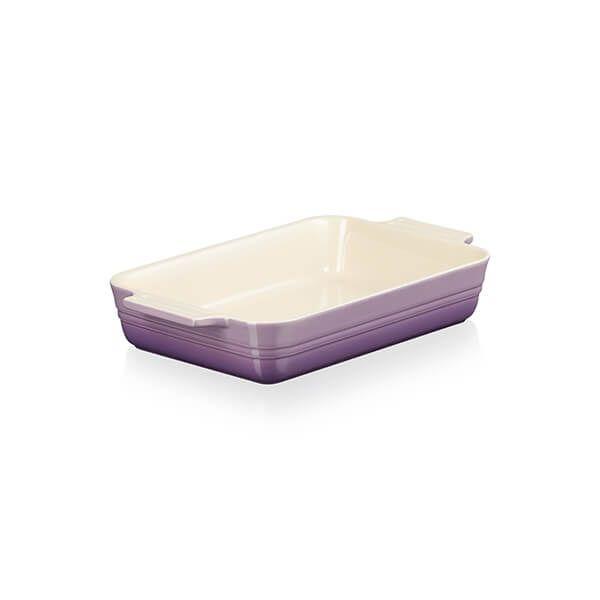 Le Creuset Ultra Violet Stoneware 26cm Rectangular Dish
