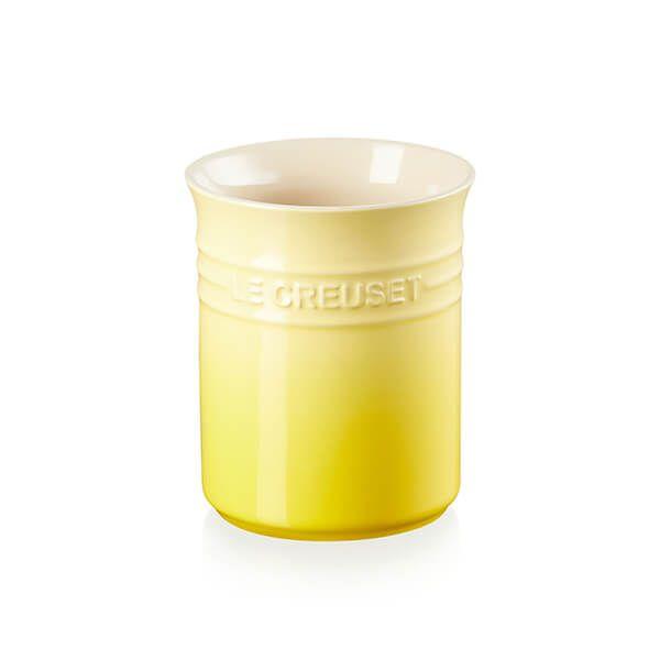 Le Creuset Soleil Stoneware Small Utensil Pot