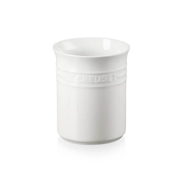 Le Creuset Cotton Stoneware Small Utensil Pot
