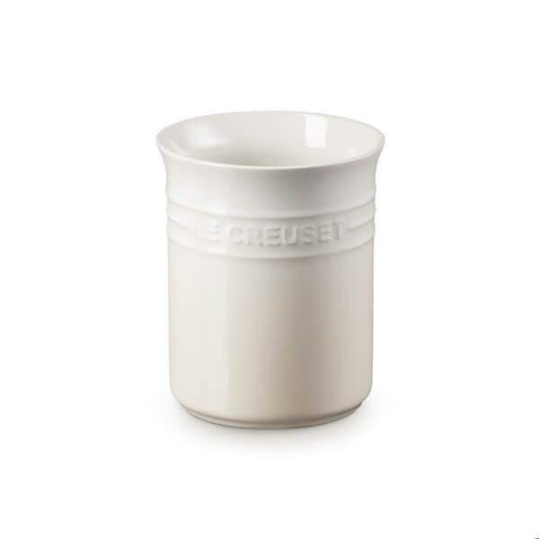 Le Creuset Meringue Stoneware Small Utensil Pot