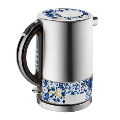 Dualit Architect Brushed Stainless Steel and Miles Biophillia Kettle