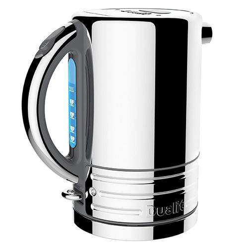 Dualit Architect Grey and Stainless Steel Kettle