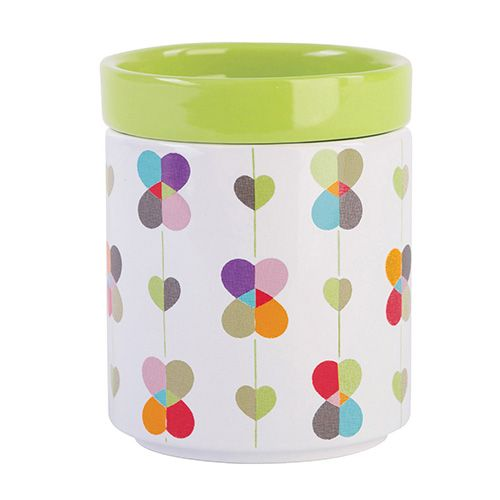 Beau & Elliot Blooming Lovely Stackable Storage Jar