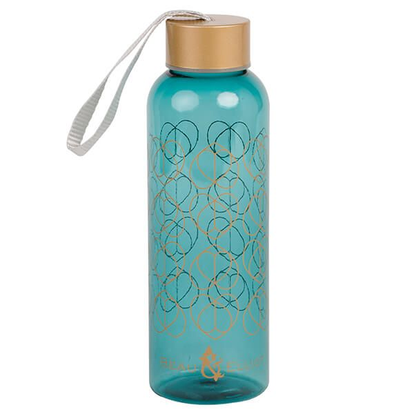 Navigate Beau & Elliot Teal 500ml Drinks Bottle