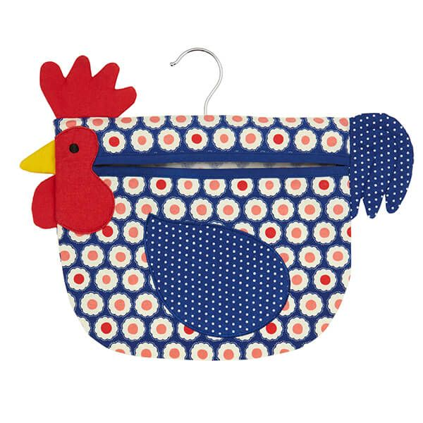 Ulster Weavers Peg Bag Chicken