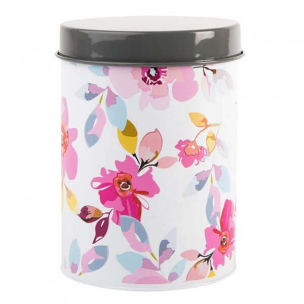 Navigate Gardenia Canister White Floral