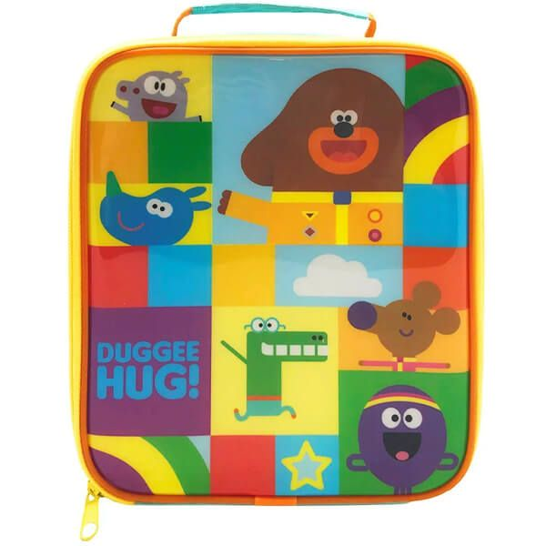 CBeebies Hey Duggee Rectangular Lunch Bag