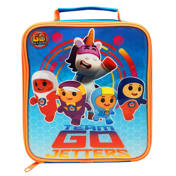 CBeebies Go Jetters Lunch Bag