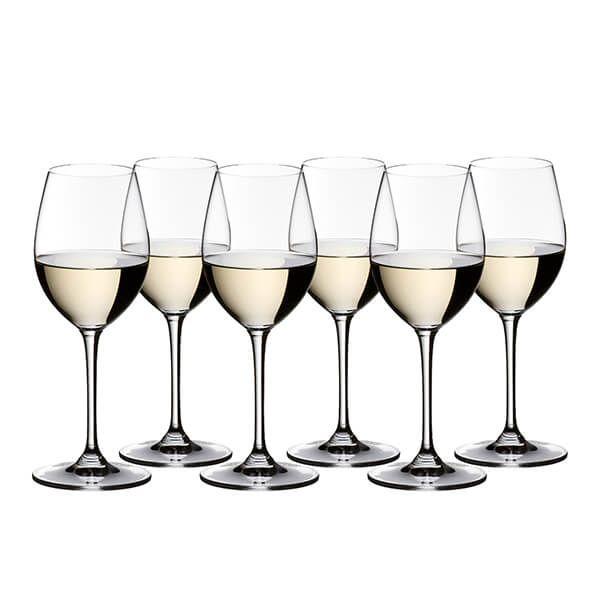 Riedel Vinum 265 Year Anniversary Sauvignon Blanc Wine Glass Set Of 6