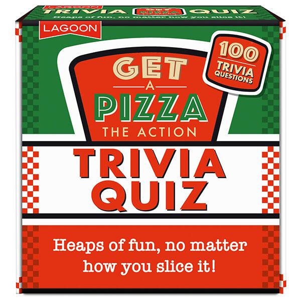 Lagoon Get A Pizza The Action Trivia Quiz Large