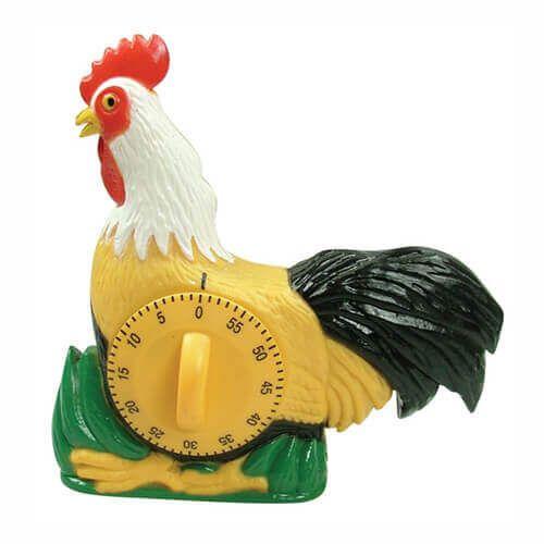 Eddingtons Novelty Cockerel Kitchen Timer