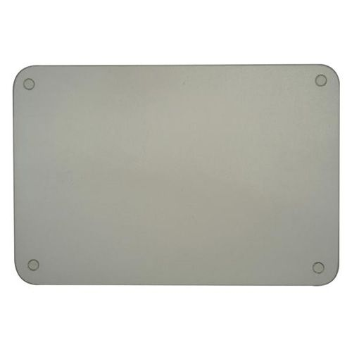 Clear Glass Textured Worktop Protector 60 x 40cm