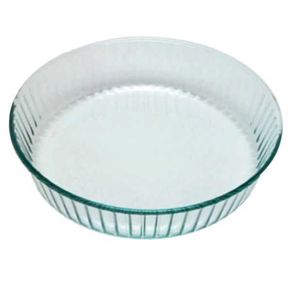 Pyrex Classic 26cm Fluted Quiche / Flan Dish