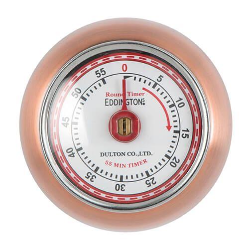 Eddingtons Retro Copper Timer