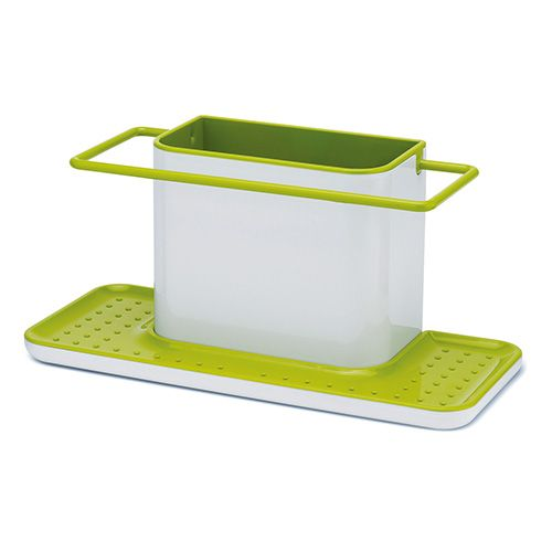 Joseph Joseph Caddy Large White / Green Sink Area Organiser