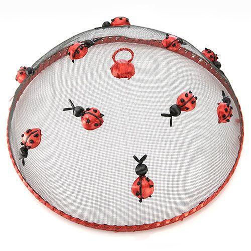 Epicurean Ladybirds Food Cover