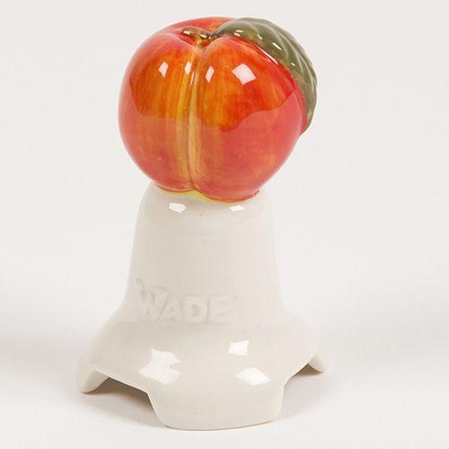 Wade Ceramics Peach Pie Funnel