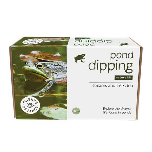 Flights Of Fancy Nature Kit - Pond Dipping
