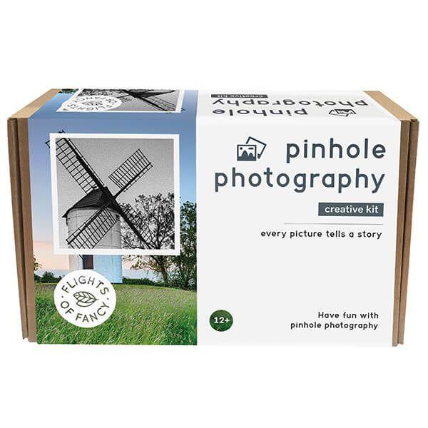 Flights Of Fancy Pinhole Photography Kit