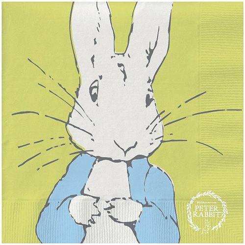 Peter Rabbit Contemporary Line Art Peter Napkins