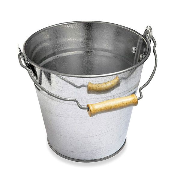 Eddingtons Galvanised Bucket