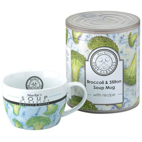 Clare Mackie Broccoli and Stilton Soup Mug