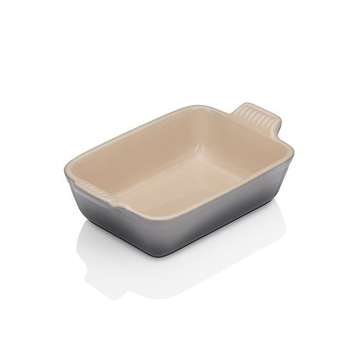 Le Creuset Flint Stoneware 19cm Deep Rectangular Dish