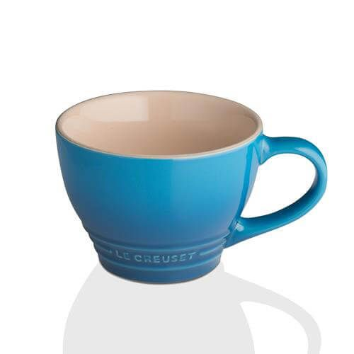 Le Creuset Marseille Blue Stoneware Grand Mug