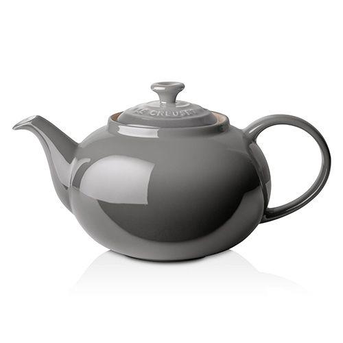 Le Creuset Flint Stoneware Classic Teapot
