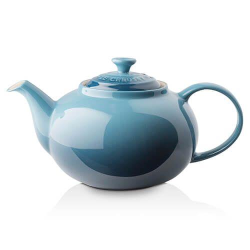 Le Creuset Marine Stoneware Classic Teapot