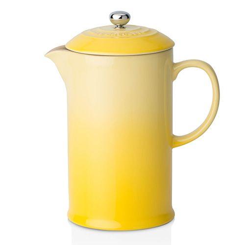 Le Creuset Soleil Stoneware Cafetiere