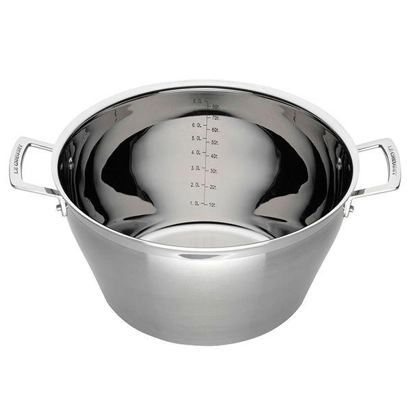 Le Creuset 3-Ply 30cm Preserving Pan