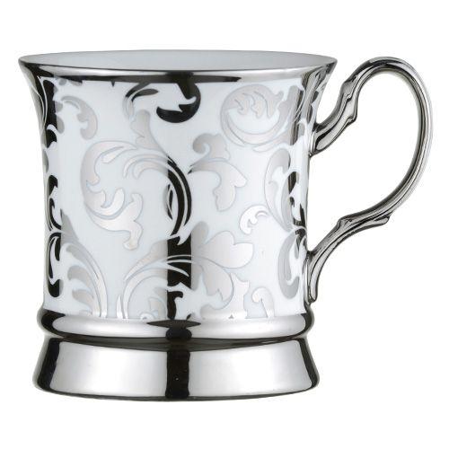 BIA Acanthus Mug Platinum
