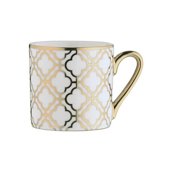 BIA Links Espresso Mug Gold