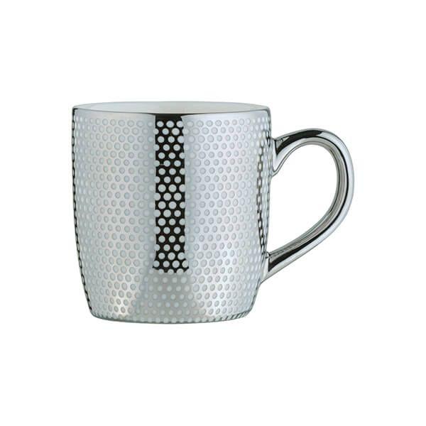 BIA Dots Espresso Mug Platinum