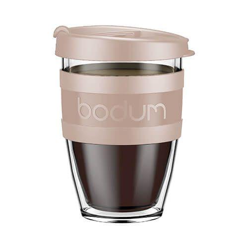 Bodum Travel Mug Acier Inoxydable Pebble