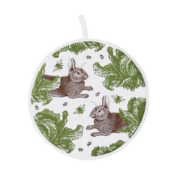 Thornback & Peel Rabbit & Cabbage Hob Cover