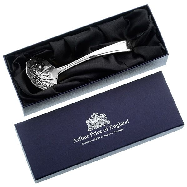 Arthur Price of England Sovereign Stainless Steel Cranberry Sauce Ladle Grecian