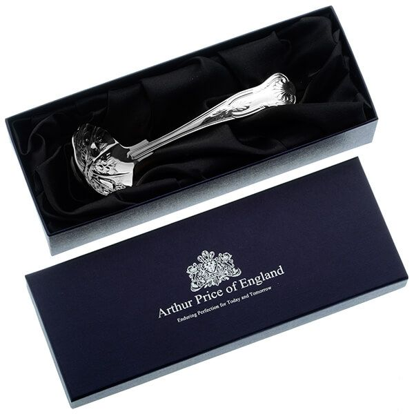 Arthur Price of England Sovereign Stainless Steel Cranberry Sauce Ladle Kings
