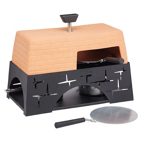 Artesa Tabletop Terracotta Pizza Oven