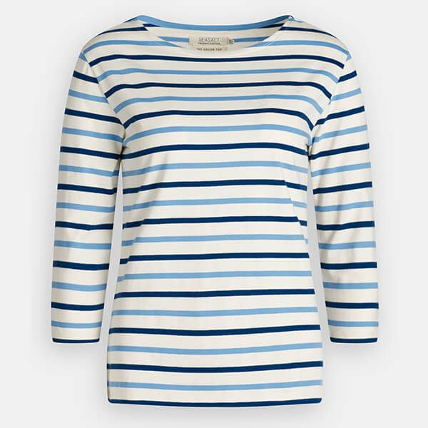 Seasalt Sailor Top Duet Marine River