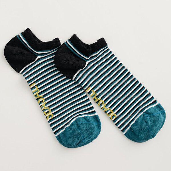 Seasalt Men's Sailor Socks Ladder Gouache