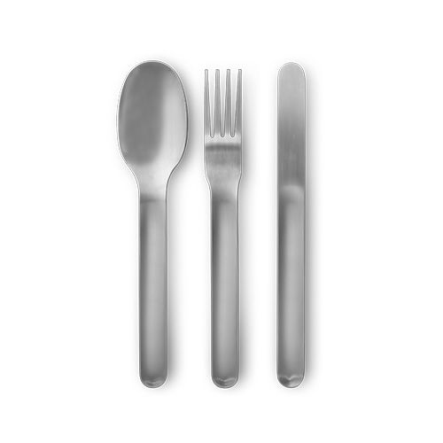 Black + Blum Box Appetit Cutlery Set With Case