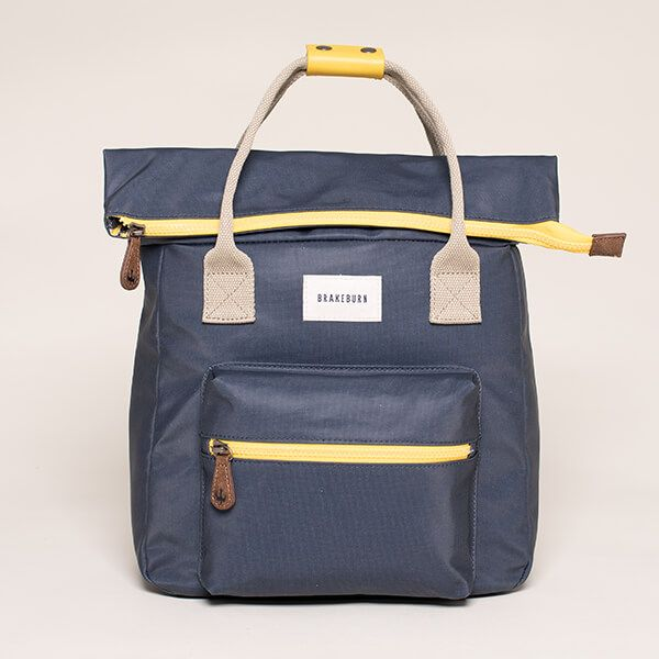 Brakeburn Navy Rucksack Bag